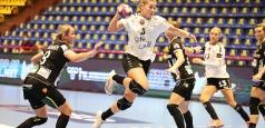 EHF Champions League: Victorie de mare luptă a vâlcencelor în deplasare