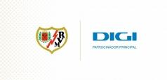 DIGI este noul sponsor principal al clubului Rayo Vallecano