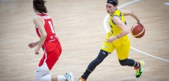 Reprezentativa feminină a încheiat calificările pentru FIBA Women's EuroBasket 2021
