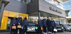 SIXT GROUP ROMANIA, partener de mobilitate al echipei de baschet CSO Voluntari
