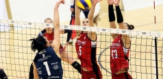 Cupa României: CSM Volei Alba Blaj păstrează trofeul