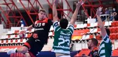EHF European League: Victorie de palmares pentru Dinamo la Lisabona