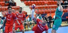EHF European League: Înfrângere în ultimul meci al grupei