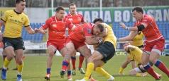 Rugby Europe Championship: Echipa României care va întâlni Rusia