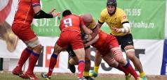 Rugby Europe Championship: România pierde la limită cu Rusia și obține doar punctul bonus defensiv la debut