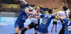 "EHF Champions League: ""Tigroaicele"" înving categoric în manșa tur a optimilor"