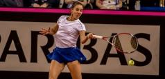 WTA Guadalajara: Buzărnescu, victorii pe ambele fronturi