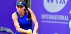 WTA Dubai: Niculescu și Olaru avansează în proba de dublu. Cîrstea, eliminată la simplu