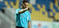 Istvan Kovacs va arbitra în optimile Ligii Campionilor