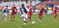 Liga 1: Dinamo iese matematic din calculele play-off-ului