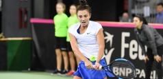 WTA St. Petersburg: Jaqueline Cristian face performanța carierei