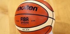 LNBF: Trei echipe absente la turneul 9