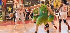 LNBF: Campioana învinge în derby-ul cu CSM Satu Mare