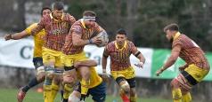 Rugby Europe Championship: România, învinsă de Georgia în etapa a IV-a