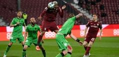"""Liga 1: Două """"roșii"""", un gol și o dezamăgire de meci"""