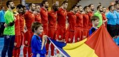 Naționala de futsal a României se pregătește pentru finalul campaniei de calificare la EURO 2022