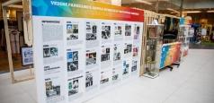 Istoria participării României la Jocurile Olimpice este prezentată în cadrul unei expoziții eveniment, organizată la Mega Mall