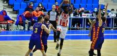 LNBM: Clujenii pierd primul meci. Steliștii, a doua înfrângere la limită