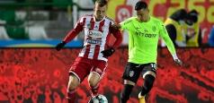 Liga 1: CFR ia trei puncte mari la Sf. Gheorghe