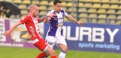 Liga 1: Victorie la scor pentru gazde în Trivale
