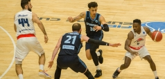 CSM CSU Oradea a cucerit medaliile de bronz in FIBA Europe Cup 2021