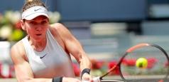 WTA Madrid: Doar Halep avansează în turul secund