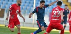 Liga 1: Două reprize total diferite și două gafe decid partida de la Buzău