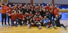 LNHM: Dinamo câștigă al cincilea titlu consecutiv
