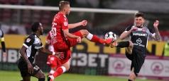 """Liga 1: Dinamo se îndepărtează de """"zona roșie"""" a clasamentului"""