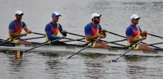 Alte două echipaje românești de canotaj s-au calificat la JO Tokyo 2020