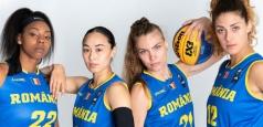 Naționala feminină, locul 6 la primul turneu FIBA 3x3 Women's Series