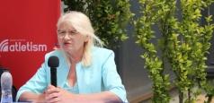 Anișoara Cușmir este noul președinte al Federației Române de Atletism