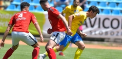 Unirea Slobozia învinge dramatic și rămâne în Liga 2