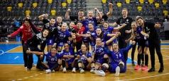 LNHF: CSM București câștigă al cincilea titlu național