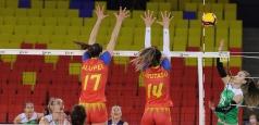 Golden League: Tricolorele pierd la limită cu Spania