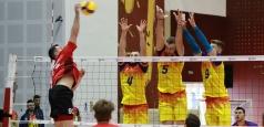 Golden League: Băieții suferă a treia înfrângere