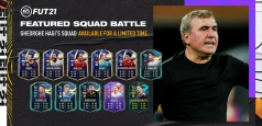 EA SPORTS: Gheorghe Hagi, primul român cu Featured Squad Battle în FIFA Ultimate Team
