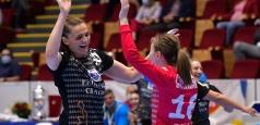 LNHF: SCM Craiova și Dacia Mioveni se impun și în al doilea joc
