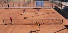 Maraton de tenis cu piciorul sub Dealul Feleacului