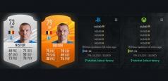 FIFA21: Dan Nistor, ultimul român cu card special MOTM al sezonului