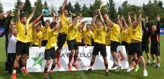 AFK Csikszereda a câștigat Liga Elitelor U19 și va juca în UEFA Youth League