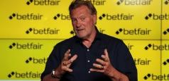 """Glenn Hoddle: """"România are nevoie de o reconstrucție cu jucători tineri"""""""