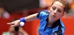 Samara cucerește bronzul la Campionatul European individual de tenis de masă
