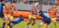 România a pierdut în fața Argentinei în meciul de inaugurare a Stadionului Național de Rugby Arcul de Triumf