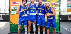 Tricolorii aduna puncte importante in FIBA 3x3 U23 Nation League 2021