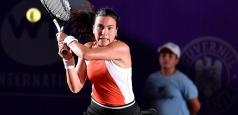 WTA Palermo: Ruse continuă parcursul pozitiv