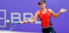 WTA Gdynia: Zi fastă pentru românce