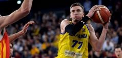 Vulturii au capotat în fața Letoniei în debutul FIBA Basketball World Cup 2023 European Pre-Qualifiers
