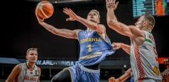 Romania cedeaza la mare lupta in fata Belarus in FIBA Basketball World Cup 2023 Euro Pre-Qualifiers