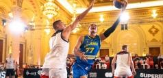 Tricolorii au spart gheața în FIBA 3x3 U23 Nations League 2021 Final